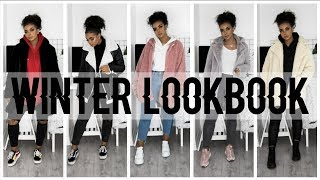 WINTER LOOKBOOK.