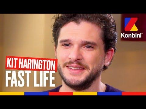Kit Harington - Fast Life