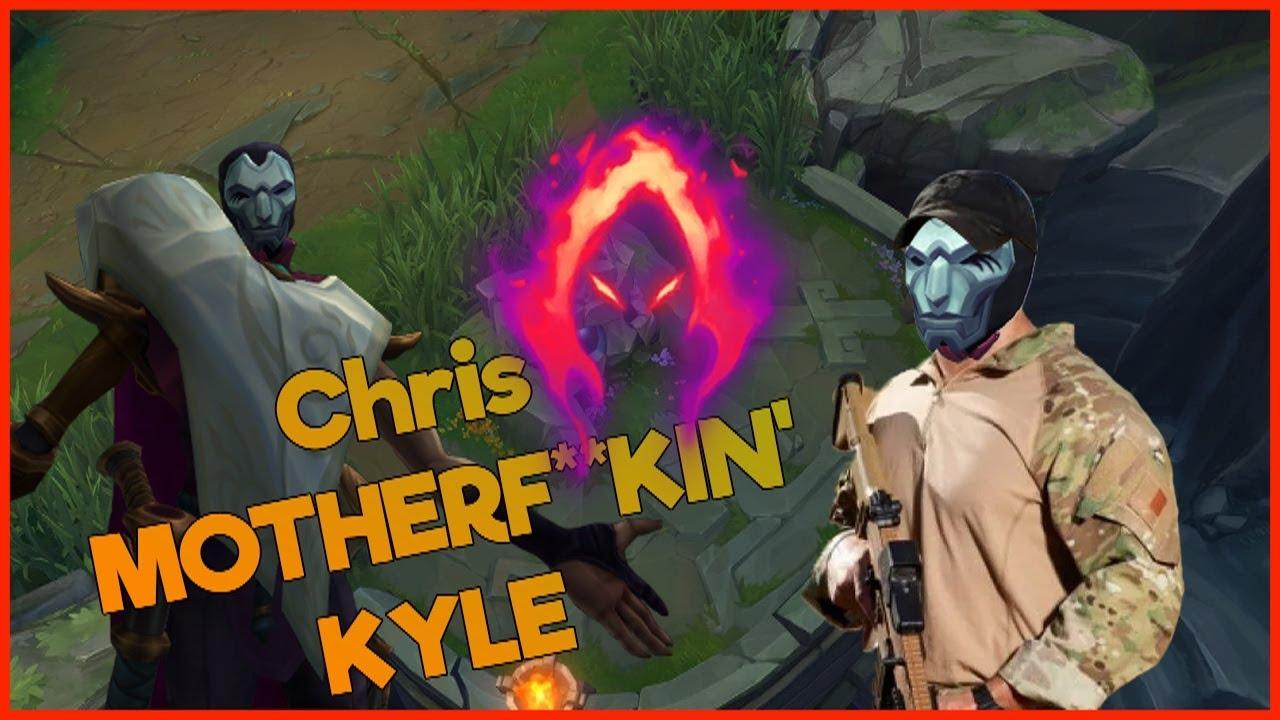 Chris Motherf**kin' Kyle | LOL MOMENTS #38 | SWEDISH