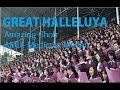 GREAT HALLELUYA - Amazing Choir AMIK Medicom 2016