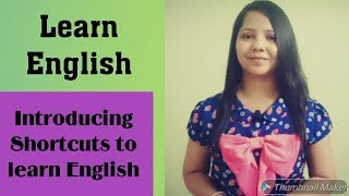 How to learn English easily? / Introduction to learn English fast / Creative Apurva Jain