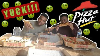 TMOBILE TUESDAY PIZZA HUT $8.00 BUNDLE DEAL MUKBANG | EATING SHOW