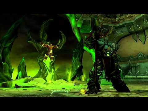Fel Lord Zakuun's Voice - HFC Encounter Music