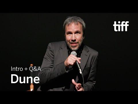 DUNE Cinema Intro + Q&A | TIFF 2021