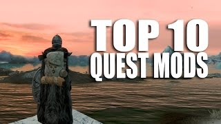 Skyrim Top 10 Quest Mods - Skyrim Mods Watch