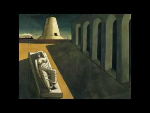 De Chirico and the myth of Ariadne