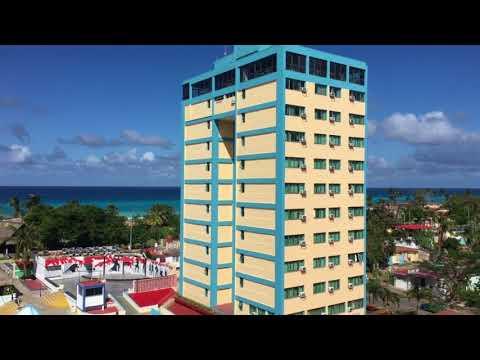 View from Hotel Gran Caribe Sunbeach Varadero Cuba
