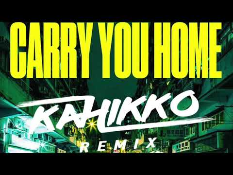 Tiësto Ft. Aloe Blacc & Stargate - Carry You Home (Kahikko Remix)