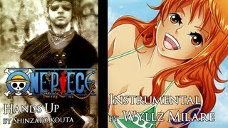 Repeat youtube video One Piece opening 16 - Hands Up (Guitar Instrumental)