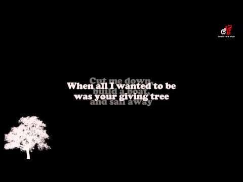 Plain White T's & Tyler Ward - The Giving Tree ( LYRICS )