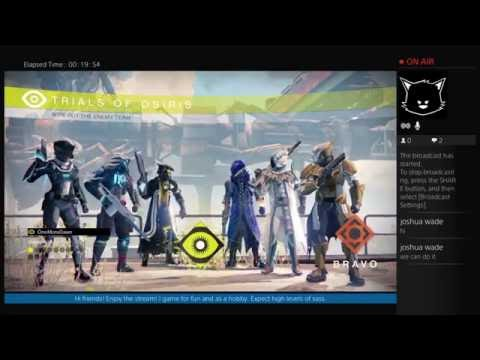 OneMoreDawn's PS4: Destiny - The Terrible Trials