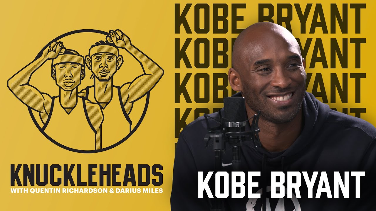 Download Kobe Bryant's Come Up with Darius Miles and QRich | Knuckleheads S2: Ep 1 | The Players' Tribune