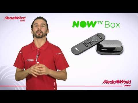 Sky Now TV Box trasforma la TV in Internet TV