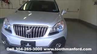 Used Buick Encore for sale, Morgantown WV, Toothman Ford, 304-265-3000