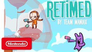 Retimed - Launch Trailer - Nintendo Switch