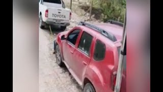 Escolta de Yolanda González sí paró: revelador audio sobre cómo dispararon militares