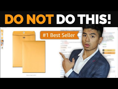 How To Create The PERFECT Amazon Product Listing That SELLS! Easy Tutorial (NEW 2020) thumbnail