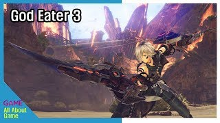 TGS 2018 God Eater 3 Special Stage (Tokyo Game Show)