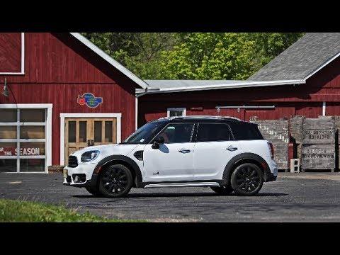 2017 Mini Cooper Countryman 4 Door Convertible