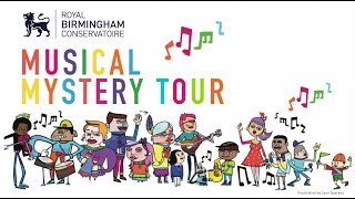 RBC Learning - Musical Mystery Tour 2017