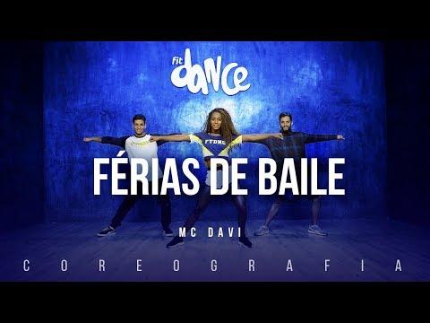 Férias de Baile - MC Davi | FitDance TV (Coreografia) Dance Video