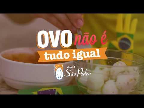 Receita de Ovo de Codorna com Chef São Pedro
