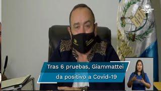 El mandatario anunció que estará aislado trabajando por videoconferencias; el coronavirus ha dejado 84 mil 344 contagios y 3 mil 76 muertos desde marzo en el país