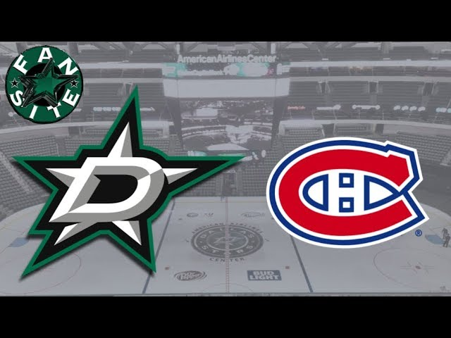 Dallas Stars @ Montreal Canadiens | 13 March 2018