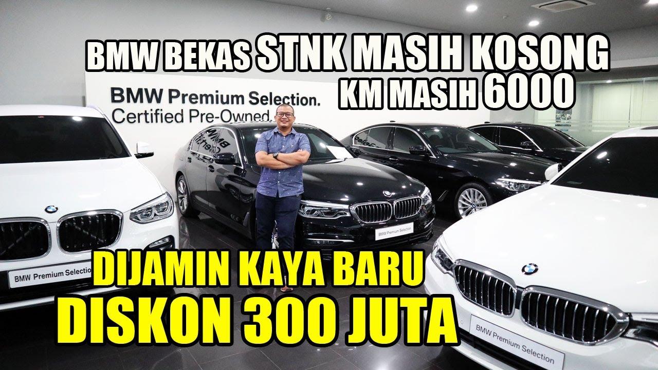 BMW PREMIUM SELECTION, USED CAR BMW BERKUALITAS SEPERTI BARU