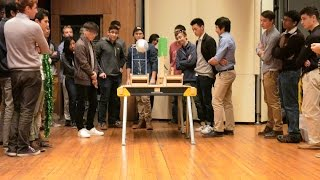 Johns Hopkins Freshman Mechanical Engineering Design Competition