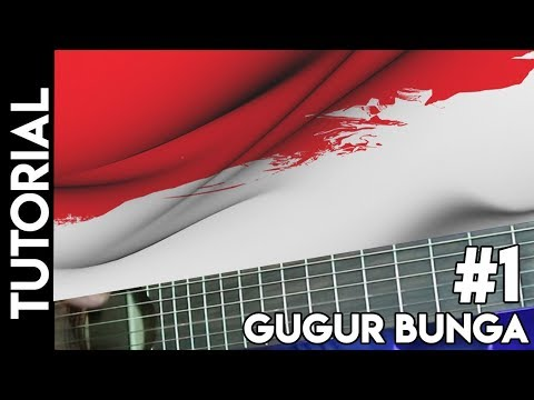 Tutorial Fingerstyle Gugur Bunga (Instrument)