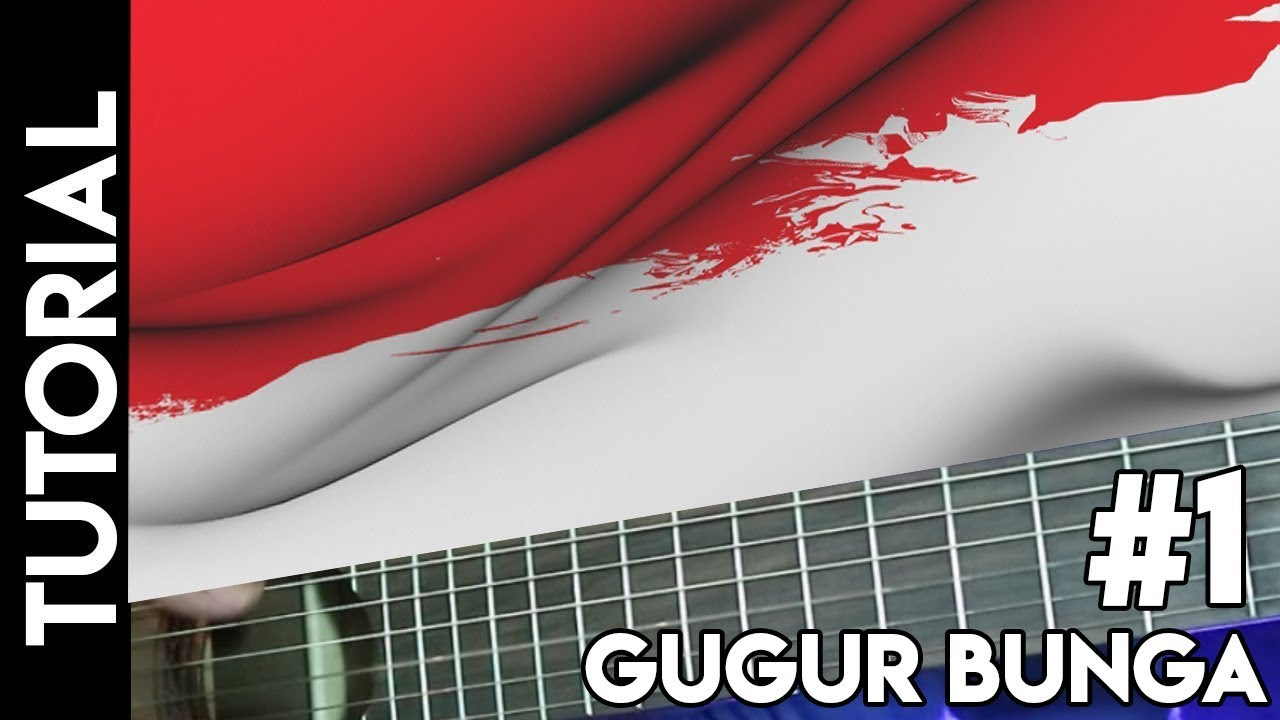 Tutorial Fingerstyle Gugur Bunga (Instrument) - YouTube