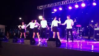 Yonsei K-Pop Club Performance at Songdo
