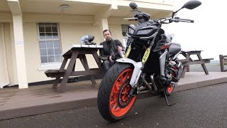 Yamaha MT-09 With K-tech Suspension Review On The Isle Of Man