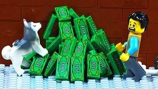 Lego Dog Robbery Fail