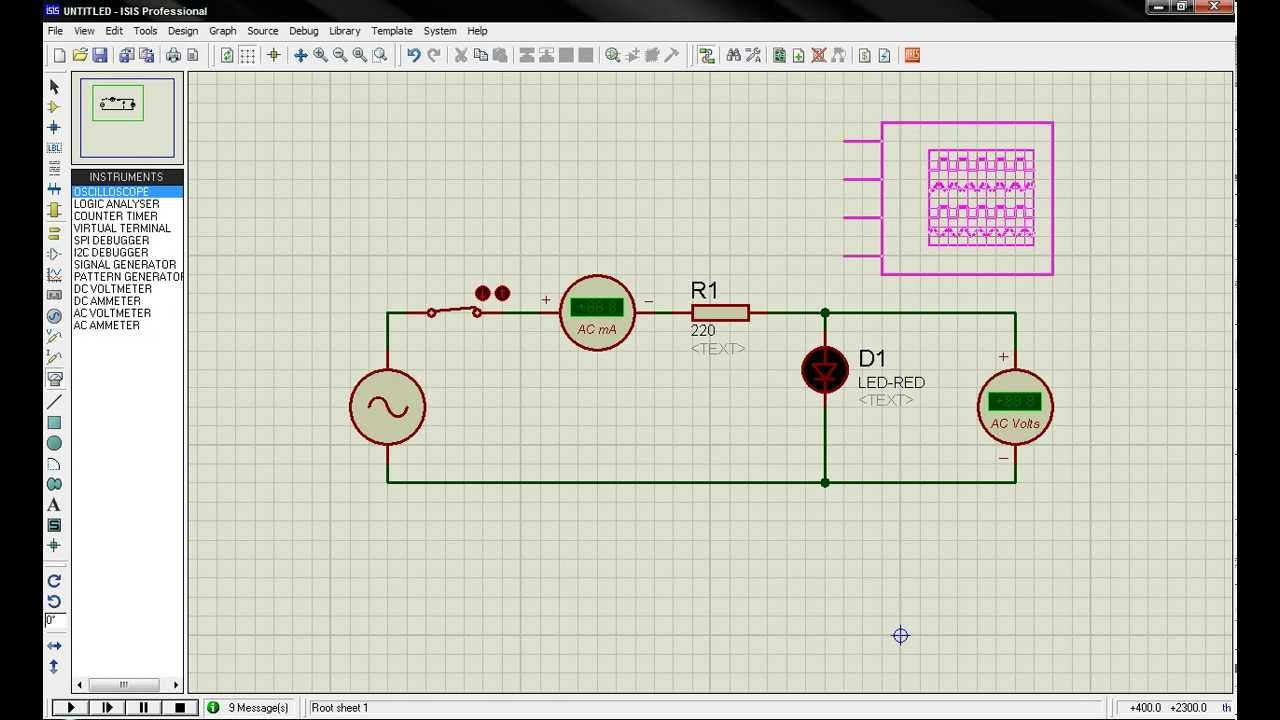 Arduino Circuit Simulator Led