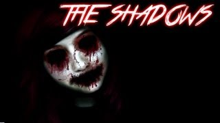 The Shadows | EYES IN THE NIGHT | Indie Horror game - Commentary/Face cam reaction