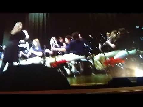 Fanfare and Triumph Rock Springs Middle School Band (READ DESCRIPTION!)