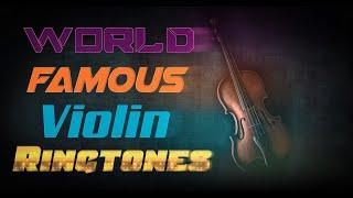 Top 10 Violin Ringtones | World Famous Ringtone | Download Now | Hindi And English | Ft Taki Taki