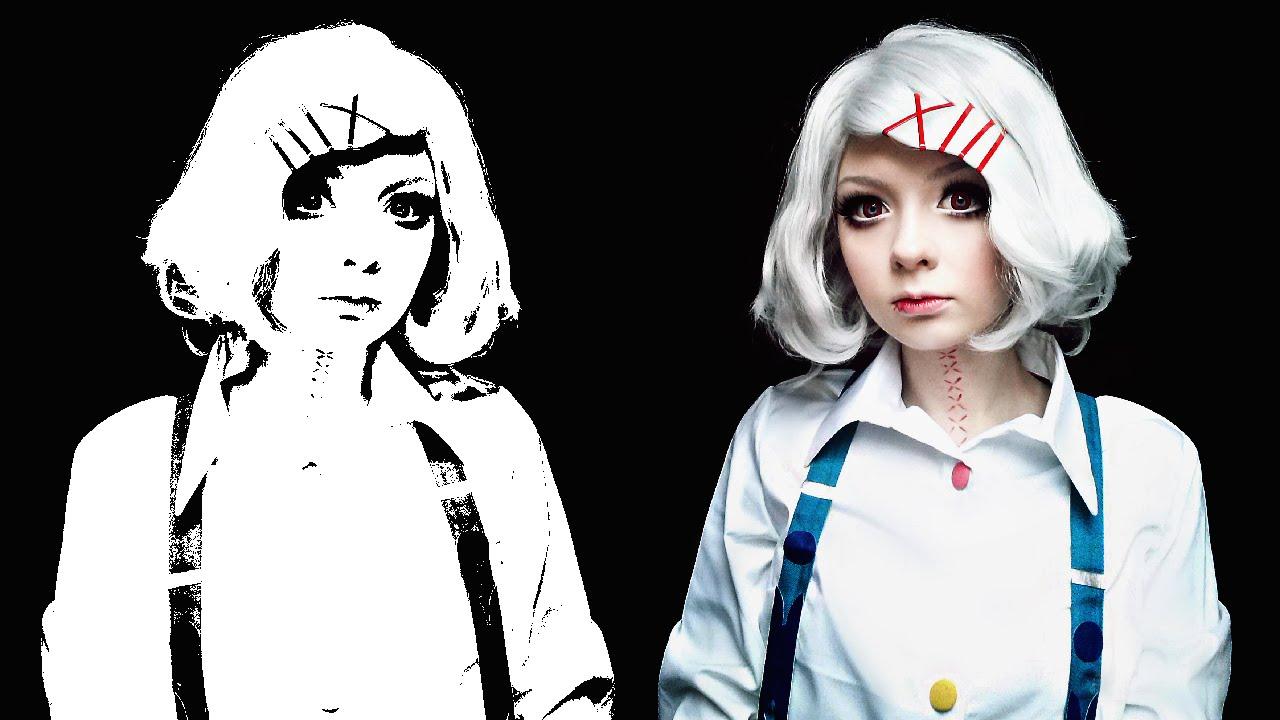 Cosplay Transformation Suzuya Juuzou Tokyo Ghoul Youtube