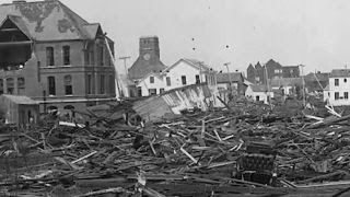 A look back at the devastating 1900 Galveston hurricane