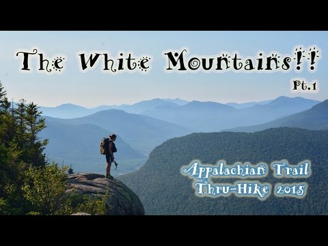 20. The White Mountains are Gorgeous! :: Appalachian Trail 2015 Thruhike