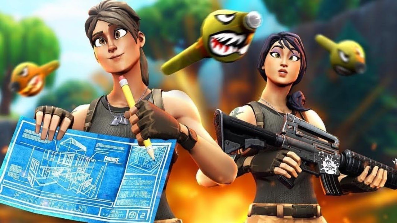 FORTNITE.IXE ACTIVATED....