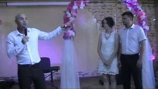 Свадьба Ани Чугуновой и Игоря Медведева