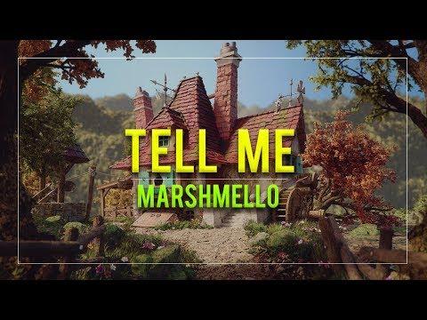 Marshmello - Tell Me (Official Audio)