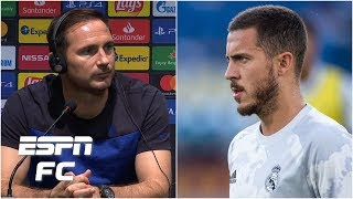 Frank Lampard addresses filling Eden Hazard gap & N'Golo Kante's injury | UEFA Super Cup