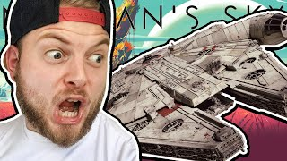 MY BRAND NEW SHIP! - No Man's Sky! [#4] |PS4 Gameplay|