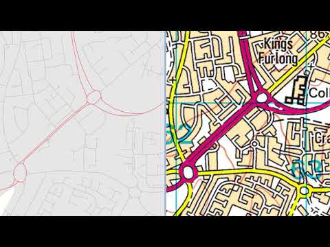 Learn More About Raster And Vector Map Data