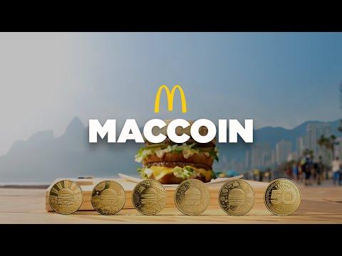 McDonald's: MacCoin