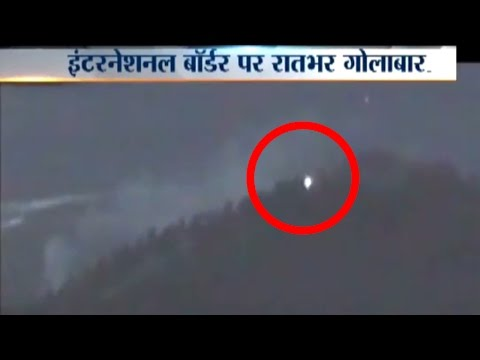 Ceasefire Violation by Pakistan in RS Pura and Hiranagar Sector in JK